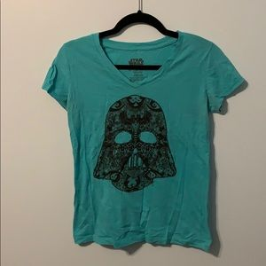 2 for 15! Star Wars Darth Vader Lace TShirt
